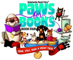 Paws for Books!
